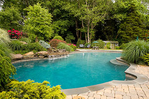 New Jersey Landscape and Pool
