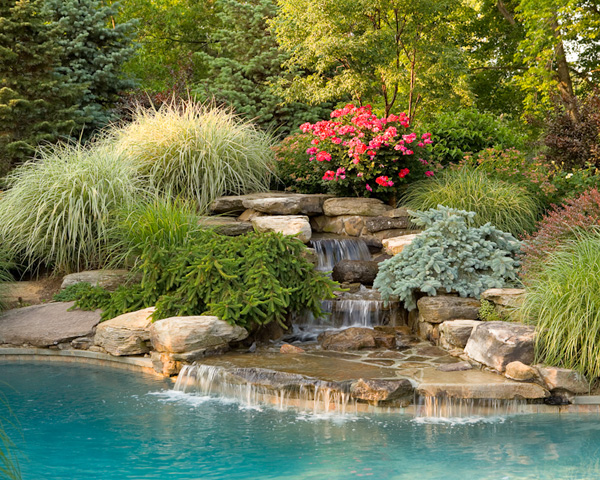 Beautiful Landscaping In Basking Ridge New Jersey