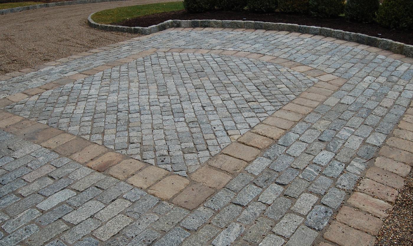 Belgian Block Stone Pavers