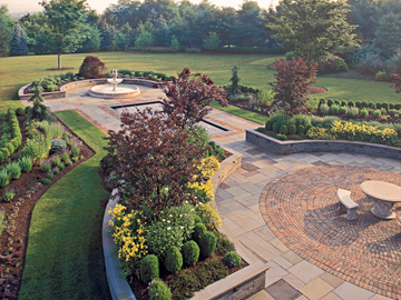 Beautiful Landscaping In Bridgewater New Jersey