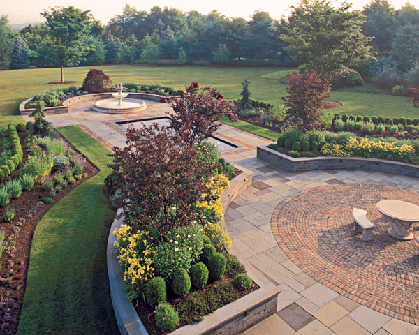 Beautiful Landscaping In Harding Township NJ