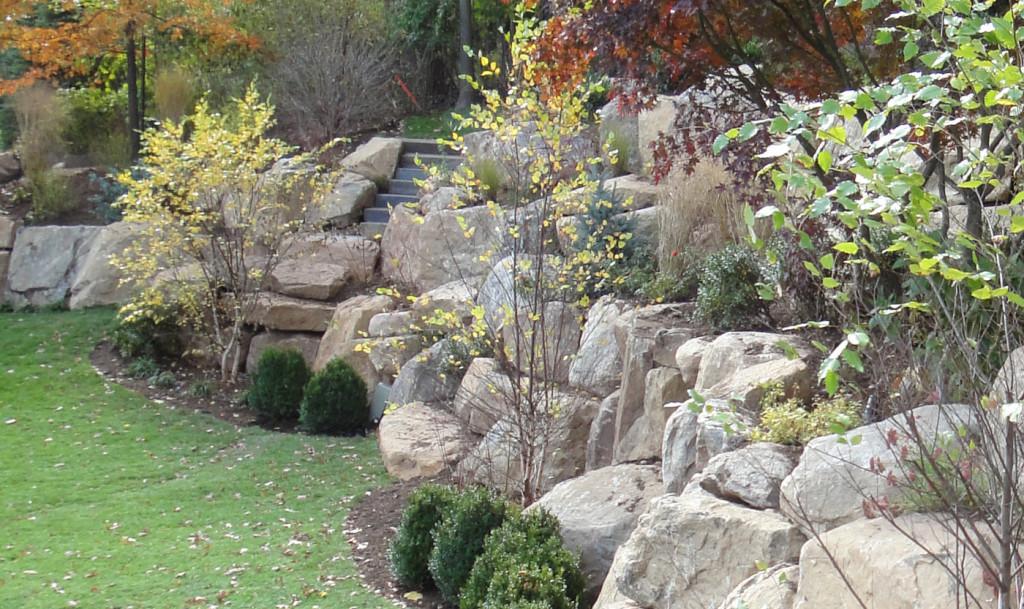 ... Rock Garden By Cording Landscape Design ...