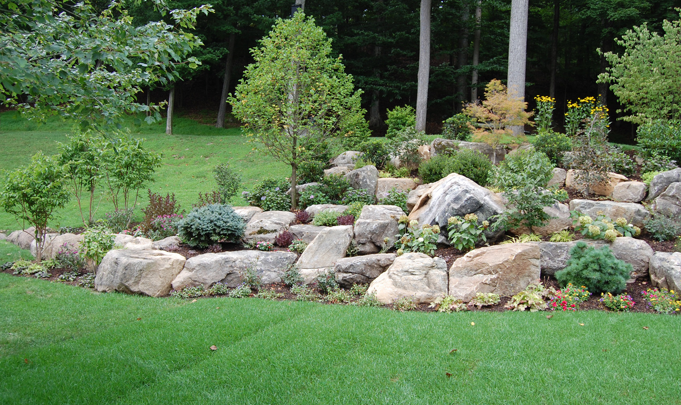 Landscape rock garden 28 images rock garden design for Garden design ideas rockery