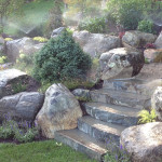 Rock Garden by Cording Landscape Design