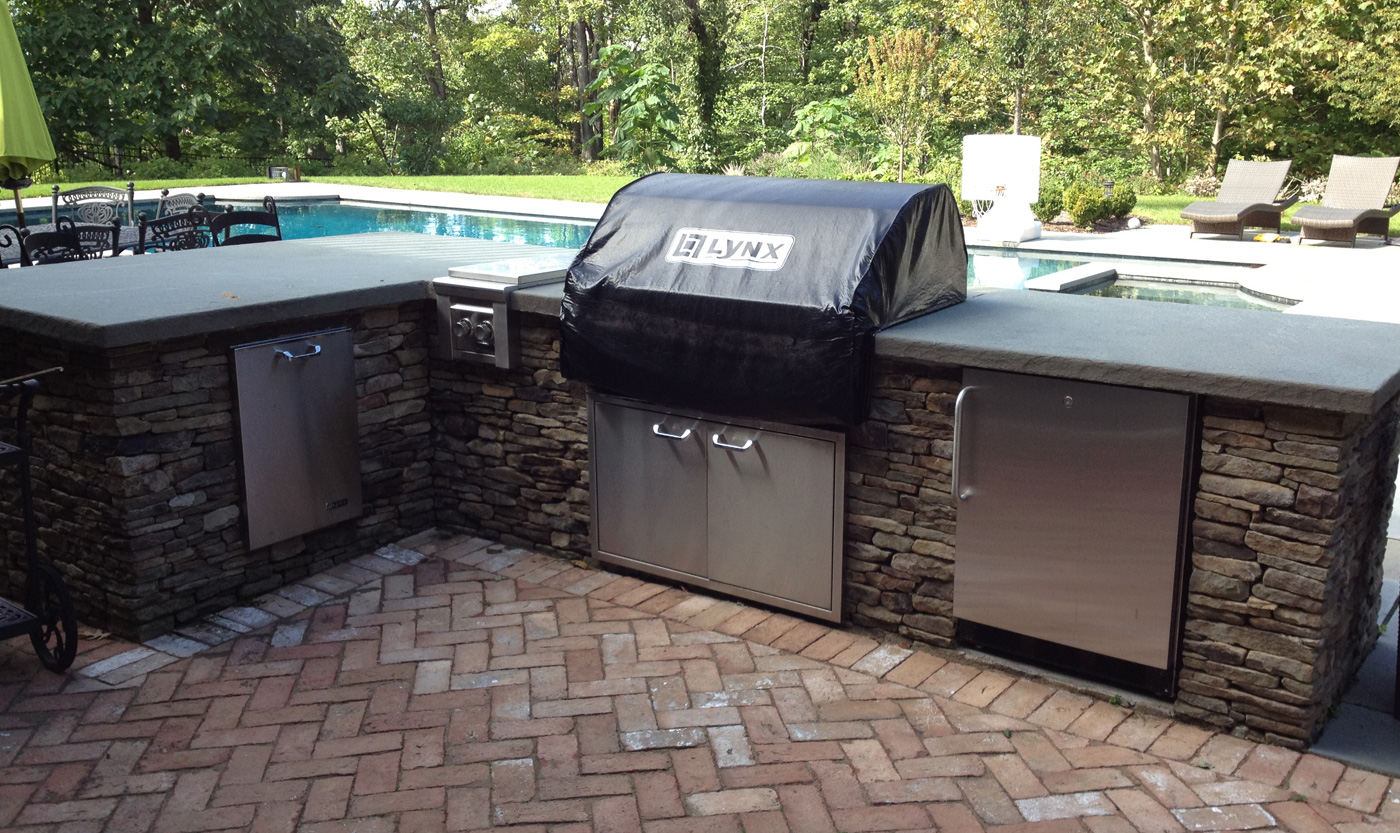 patio bbq designs stone and stucco phoenix bbq islands are the perfect compliment to patio designs - Patio Bbq Designs