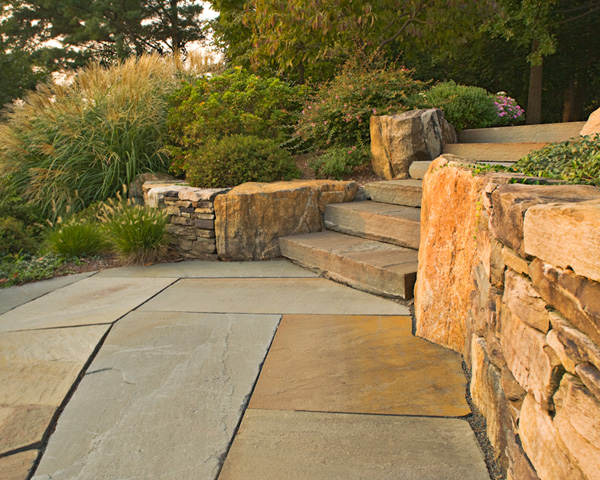 Landscaping in Bridgewater New Jersey by Cording Landscape Design