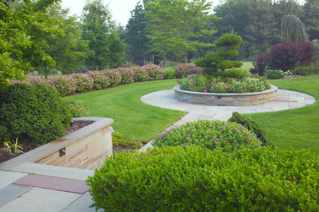 Formal Gardens Cording Landscape Design New Jersey