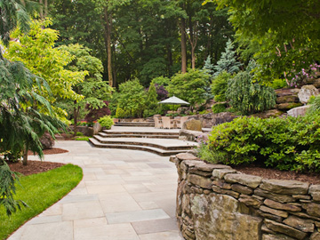 Landscaping in Montclair New Jersey
