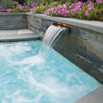 Spa and Pool Landscaping in NJ by Cording Landscape Design