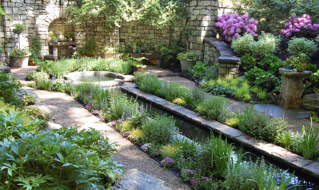 Garden Design: Garden Design With Preplanned Perennial Gardens