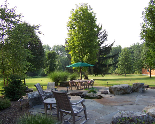 Landscaping in Whitehouse New Jersey by Cording Landscape Design