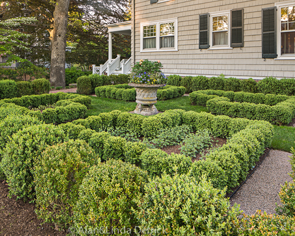 Landscaping in Glen Ridge New Jersey by Cording Landscape Design