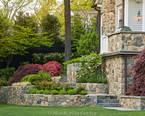 Landscaping in Summit NJ by Cording Landscape Design Cording