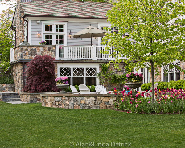 Landscaping in Summit NJ by Cording Landscape Design