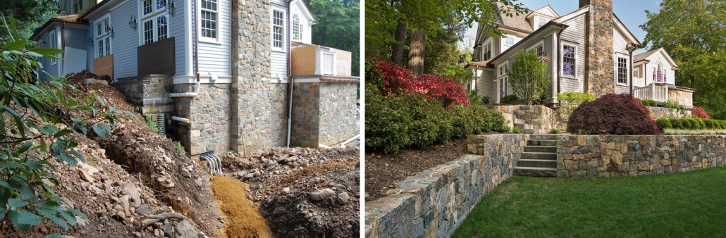 Beautiful Landscaping In Summit New Jersey