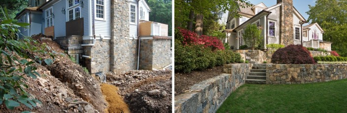 Cording Landscape Design | Before and After