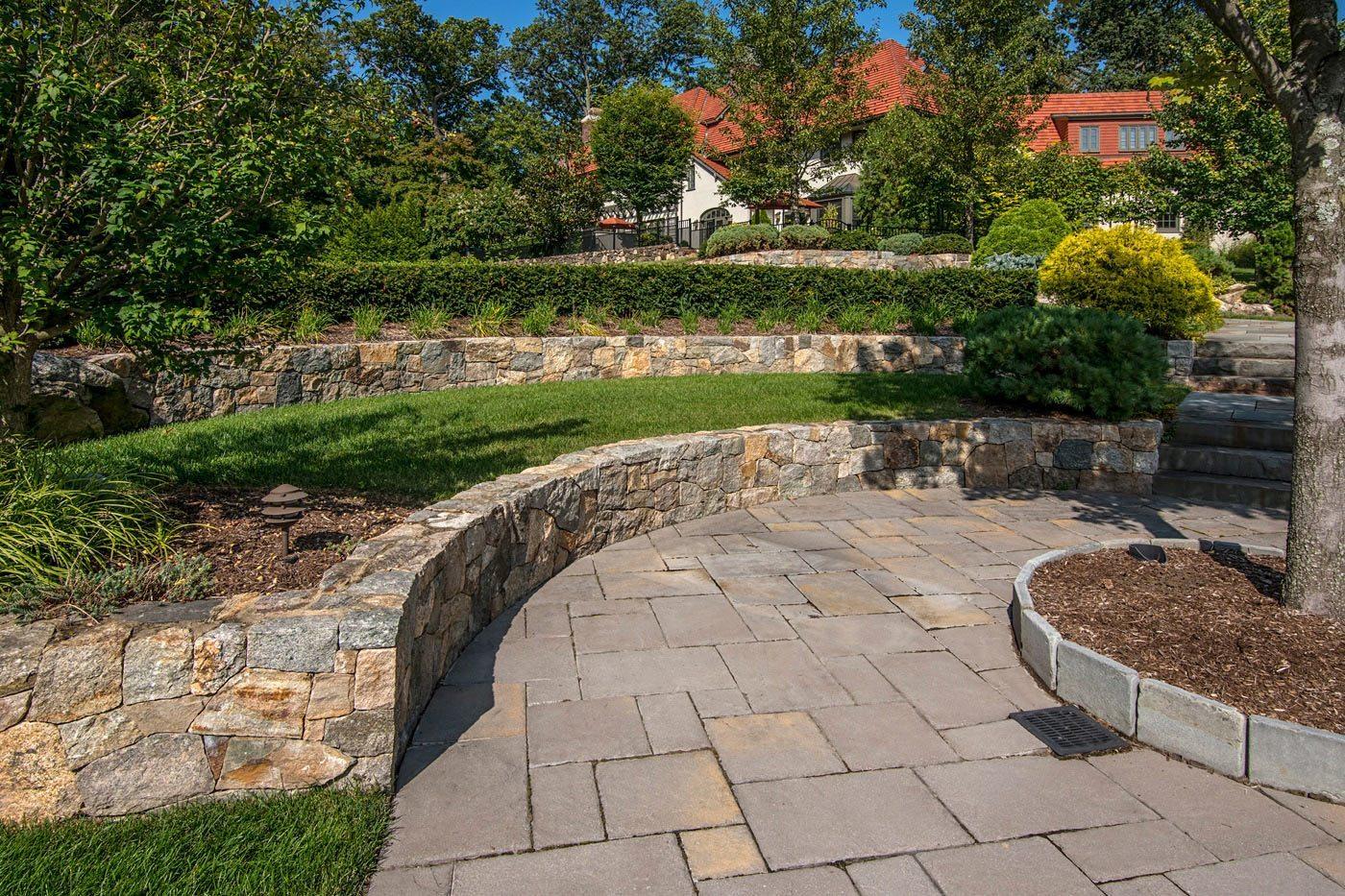 landscaping in short hills nj by cording landscape design