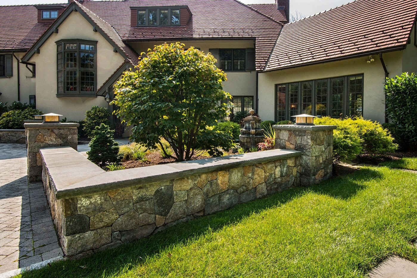 Landscaping In Short Hills NJ By Cording Landscape Design - Cording Landscape Design