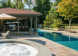 Landscaping in Short Hills, New Jersey | By Cording Landscape Design