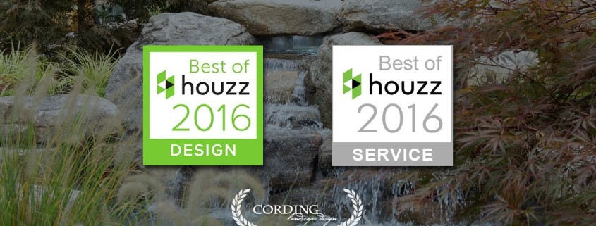 Cording Landscape Design - New Jersey - Best of Houzz 2016 - Best Landscaping Design and Service