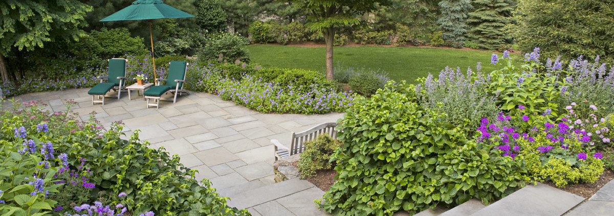 Beautiful Ideas: Using Natural Stone for your Patio Surface ...
