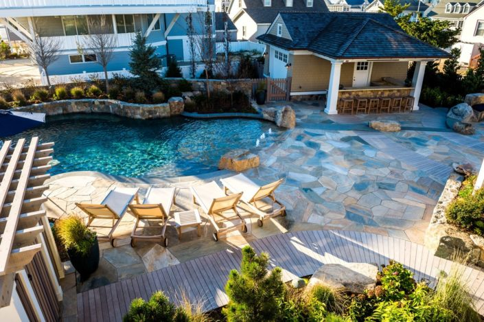 Cording Landscape Design - New Jersey Landscaping - Custom Pool Design
