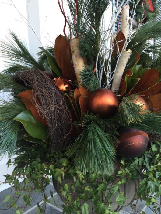 Cording Landscape Design - Container Gardens for the Holidays