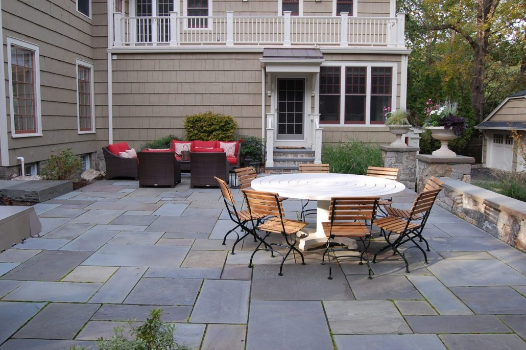Square Cut U0026 Random Pattern Bluestone Patios